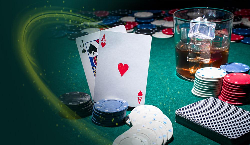 จุดเริ่มต้น และการแข่งขันแบล็คแจ็ค | Beginning and Blackjack Competition