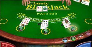 จุดเริ่มต้น และการแข่งขันแบล็คแจ็ค   Beginning and Blackjack Competition
