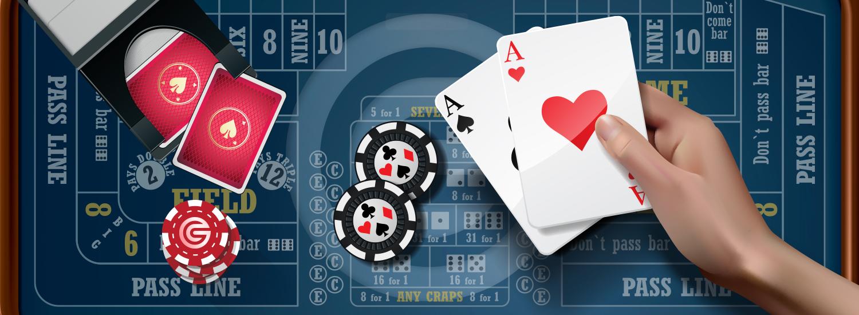 Ultimate Texas Hold'em กลยุทธ์พื้นฐานและเฮ้าส์เอจ