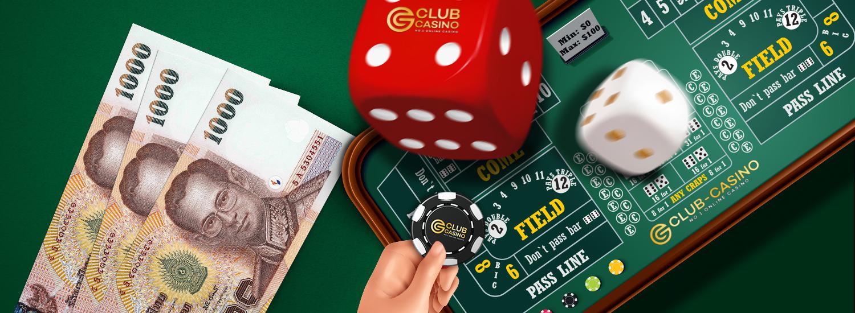 8 เคล็ดลับ Craps ที่จะทำให้คุณเป็นผู้เล่นที่ดีขึ้น / GClub Royal Online