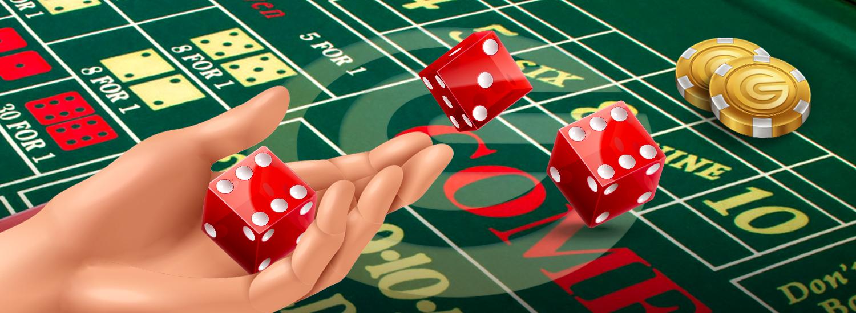 วิธีการเล่น Craps - เล่น Craps สุดมันส์เดิมพันสะใจ l G Club Royal casino online