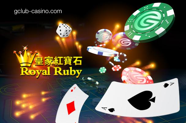 Royal Ruby888 เกมแนะนำ